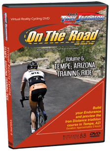 Tempe, AZ Training Ride (Vol. 6 - On The Road Virtual Reality Cycling)