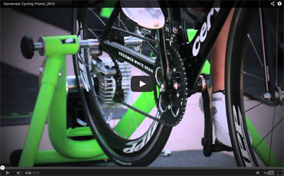 Spinervals Cycling Promo 2013